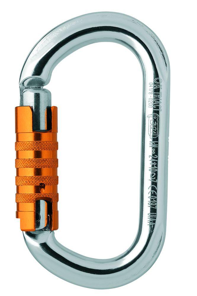 Petzl OK Triact - Lock