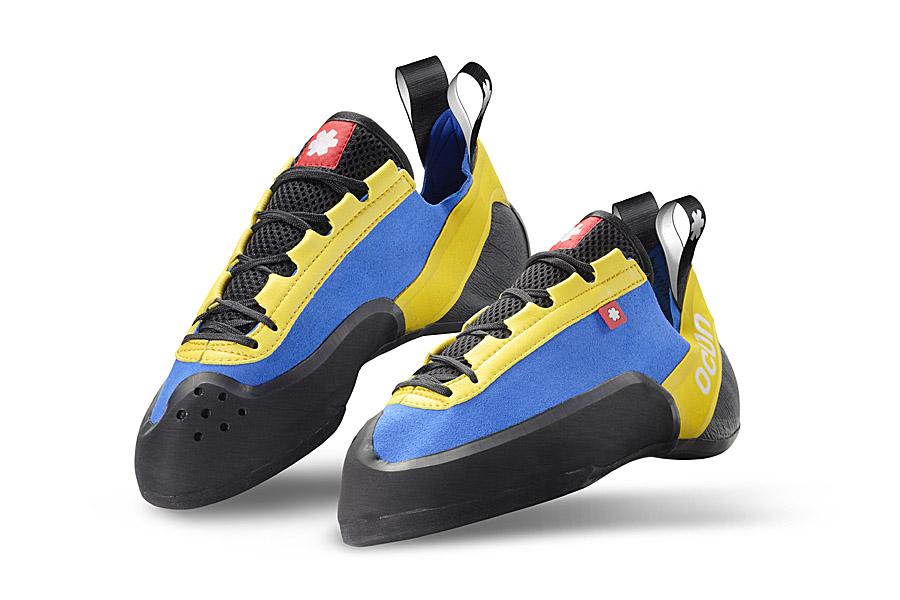 Ocún Strike LU- výprodej 44/UK 9,5 (Lezecká obuv)