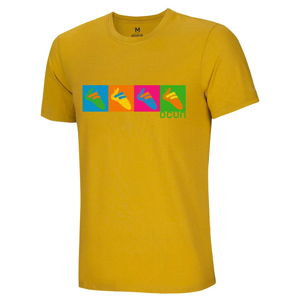 Ocun Pop Art Tee Men