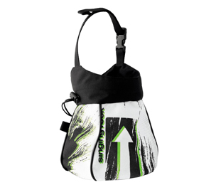 Singing Rock Face Bag